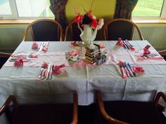 Mad Hatters Tea Party Wedding Reception
