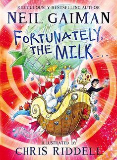 Goodreads | Neil Gaiman's Blog - Fortunately, the book... (Explained) - August 14, 2013 07:00