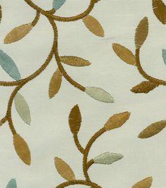 Home Decor Print Fabric-Smc Designs Odienne/Mineral at Joann.com