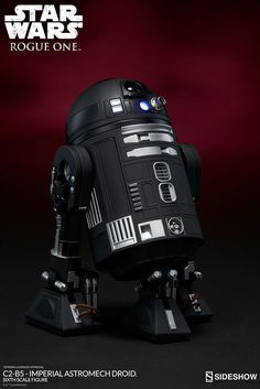 Star Wars C2-B5 Imperial Astromech Droid Sixth Scale Figure by Sideshow Collectibles