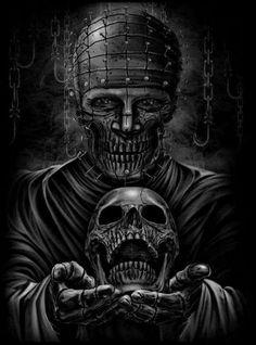 2 skull prints skull metal purple 17 x 12 mm