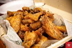 Yummy Lemon Pepper Chicken Wings !!