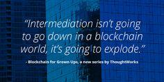 Diferentes stakeholders though #blockchain #intermediation https://plus.google.com/+EstebanDíazAsúa/posts/dhyaZkpUbRF