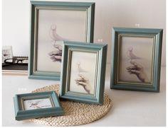 复古欧式&美式风 6寸7寸10寸正方形照片相框 创意桌面摆台yk45-tmall.com天猫