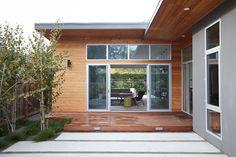 Eichler house San Carlos California_Klopf architect - exterior