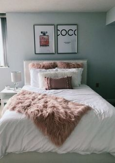 30 Pink Apartment Bedroom Room Decor Ideas You Must Try Pink Apartment Sc. - 30 Pink Apartment Bedroom Room Decor Ideas You Must Try Pink Apartment Schlafzimmer Ideen - Bedroom Apartment, Room Decor Bedroom, Girls Bedroom, Lights Bedroom, Cozy Bedroom, Bedroom Inspo, White Bedroom, Ikea Bedroom, Master Bedroom