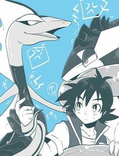 Ash Pokemon Team, Pokemon Ash Ketchum, Cute Pokemon, Pokemon Comics, Anime Comics, Ben 10 Comics, Papercraft Pokemon, Manga Anime, Anime Art