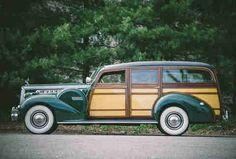 Packard Super Eight Station Wagon
