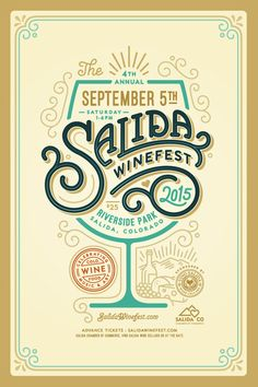 Salida Winefest 2015 by Jared Jacob