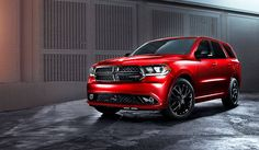 The 2015 #Dodge Durango is Anything But Ordinary