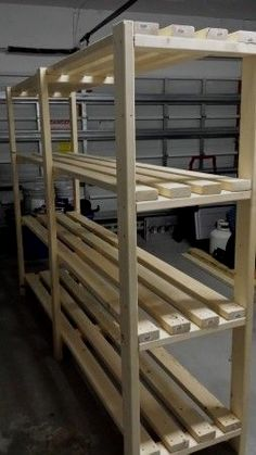 Great Plan for Garage Shelf! | Do It Yourself Home Projects from Ana White ..