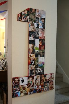 First birthday photo ideas created by Nikki Reece Events in McKinney Texas