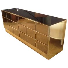 1stdibs - Unique Dresser Embossed in Brass & Bronze Mirror by Mastercraft explore items from 1,700  global dealers at 1stdibs.com