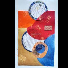 Painting Collage, Abstract Art, Drawings, Artwork, Artist, Instagram, Work Of Art, Artists, Sketch