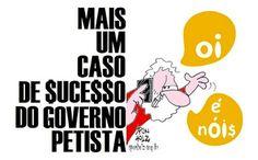 A FalêNcia Da 'Oi' é Mais Um Dos Desastres Promovidos Pelo Desgoverno De Lula E Seus Sequazes Que Resultaram Na DecadêNcia Do Brasil