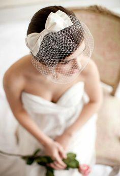 Chic Wedding Details: Bows