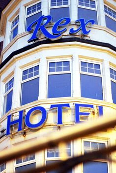 The Rex Hotel, Whitley Bay