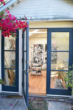 just the bee's knees: Trendy Tuesday ~ Move Over Man Cave! Make Way For The She Shed.