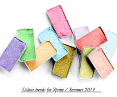 Spring 2014 colour trends