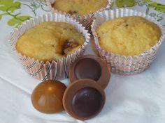 inser Kuchlbiachl: Toffifee Muffins oder doppelter Karamellgenuss...