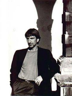 young Alan - Alan Rickman Photo (8607638) - Fanpop