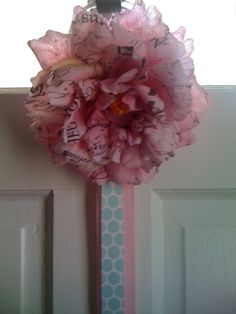 Hairbow Holder I made - so easy!