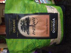 TruRoots Organic Quinoa.  Costco $8.79 4lbs- $2.19lb