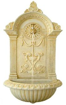 The Outdoor Emporium can deliver all your garden pot requirements, straight to your door. Lavabo Exterior, Roman Fountain, Garden Fountains Outdoor, Roman Garden, Modern Fountain, Creative Arts And Crafts, Artificial Stone, Water Features In The Garden, Sculpture