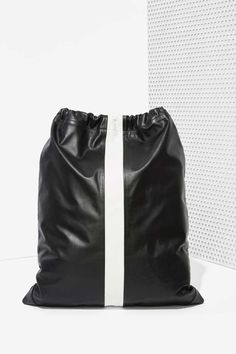 Just Female Rain Leather Backpack   Shop Accessories at Nasty Gal!
