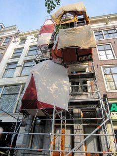 Vertical Campsite by Leonard van Munster, Amsterdam