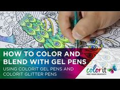 Like any good hobby out there, it's not uncommon to encounter a couple of stumbling blocks along your coloring journey. Here are 15 of the most common mistakes that you can make when doing adult coloring books and how you can fix them. Coloring Tips, Adult Coloring Pages, Coloring Books, Coloring Stuff, Coloring With Gel Pens, Pens Game, Gel Pen Art, Colouring Techniques, Drawing Techniques