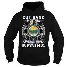 Cut Bank, Montana It