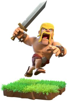 Clash Of Clash, Clash Royale, Archer Queen, Game Character, Character Design, Clan Castle, Barbarian King, Scottish Warrior, Little Girls