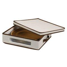 Dinnerware U0026 Stemware Storage | Wayfair | Home Decor | Pinterest |  Dinnerware And Storage