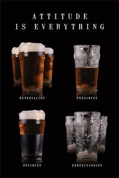 The best glass-half-full argument yet.