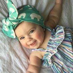 Baby headbands and turbans – Just Trendy Girls