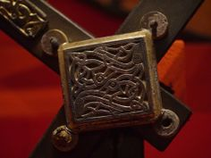 Bridle mount, Vendel period. Photograph courtesy of Lindsay Kerr 2.jpg