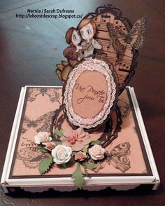 Une création de Sarah, membre de l'équipe créative Boitatou.