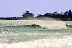 Sea Spray In March
