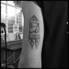 I adore this rocket by Kolahari