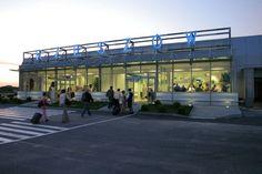 Polskie lotniska zarabiają niewiele - Biznes Street View