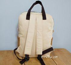 #775 Vicky Adult Backpack PDF   Craftsy
