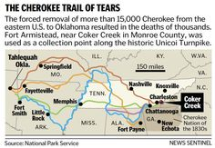 southern illinois trail of tears - https://www.google.com/url?sa=i&rct=j&q=&esrc=s&source=images&cd=&cad=rja&uact=8&ved=&url=http%3A%2F%2Fwww.knoxnews.com%2Fnews%2Flocal-news%2Fremnants-fort-trail-tears-yield-relics&psig=AFQjCNEjYBuqZ5tvQfW4UMoFwH6IC26DJQ&ust=1446785301967750
