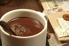 スパイシー・ホット・チョコレート