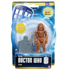 Doctor Who Series 2 Zygon Action Figure - Radar Toys  - 1