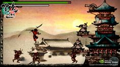 Asian palace (Sumioni And Razor Salvation Enter The Tegra Zone)