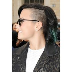 Demi Lovato Hair via Polyvore featuring accessories and hair accessories