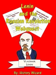 lenin and the russian revolution webquest