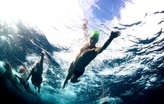 12 Pearls of Open Water Wisdom - ride the rails