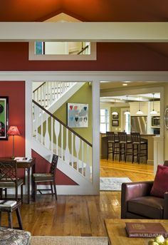 Red Walls Design, Pictures, Remodel, Decor and Ideas - page 17